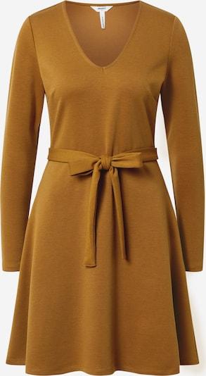 OBJECT Sukienka 'SAVA' w kolorze karmelowym: Widok z przodu
