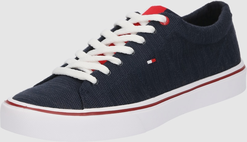 TOMMY HILFIGER Sneaker in Knit-Optik