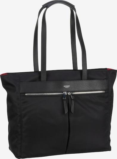 KNOMO Handtasche 'Mayfair Grosvenor Place' in schwarz, Produktansicht
