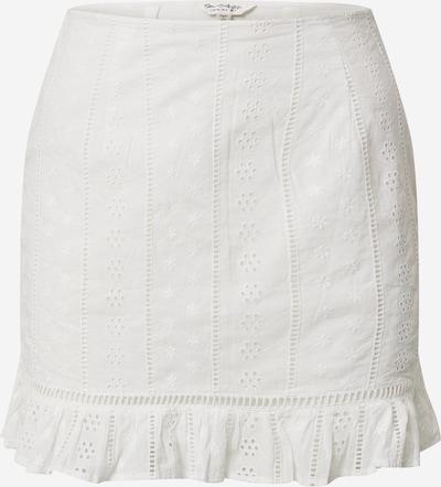 Miss Selfridge Rok in de kleur Wit, Productweergave