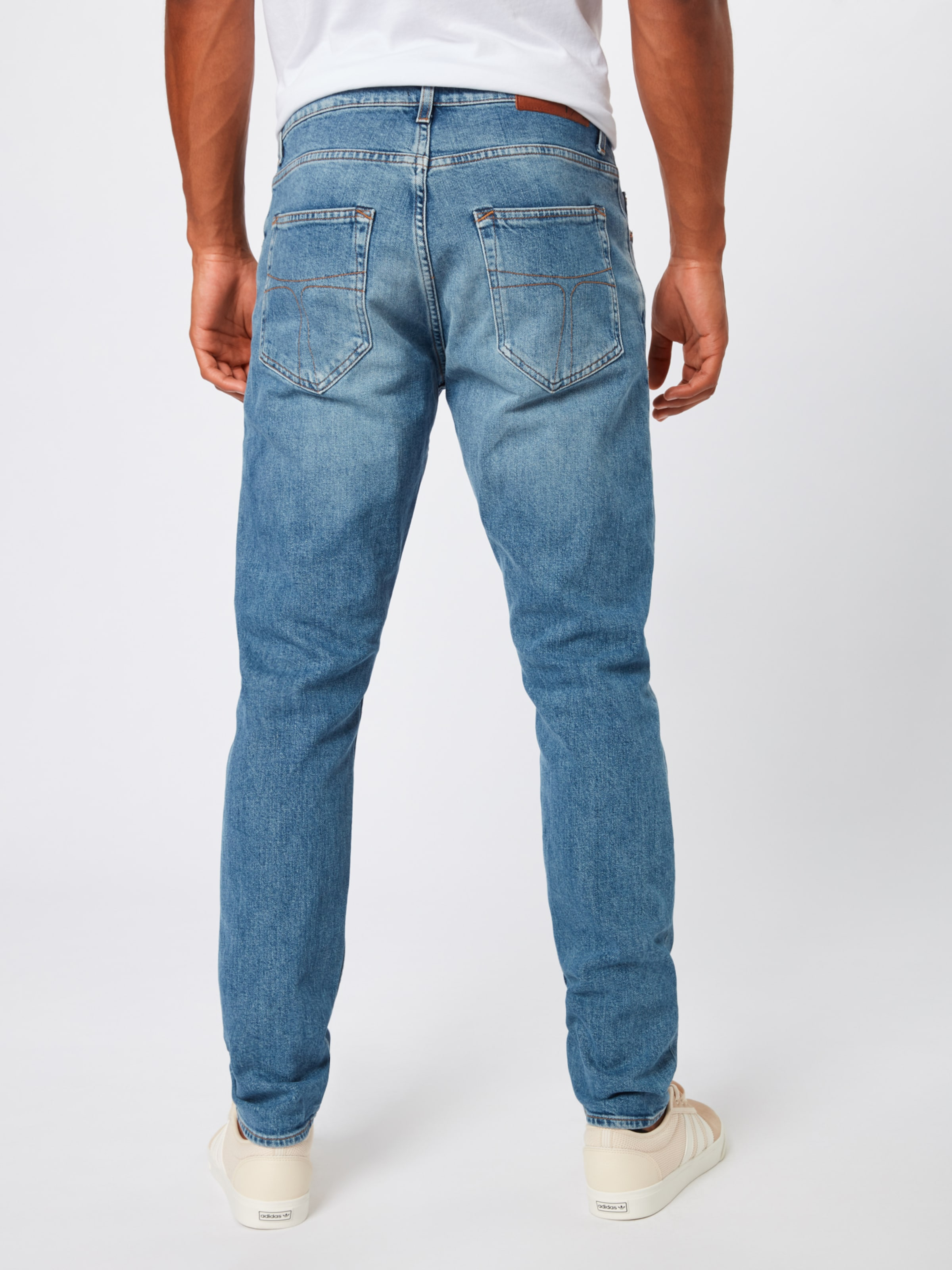 Tiger of Sweden Jeans 'Pistolero' i blå denim