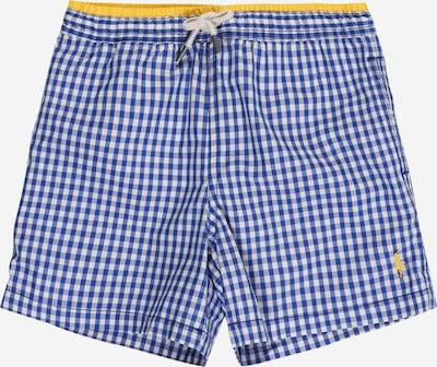 Șorturi de baie POLO RALPH LAUREN pe albastru royal, Vizualizare produs