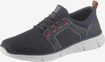 RIEKER Sneaker in navy / braun, Produktansicht