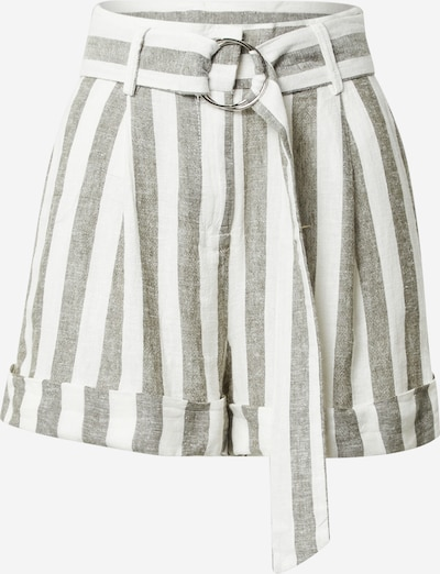 ZABAIONE Kalhoty 'Philomena' - khaki / offwhite, Produkt
