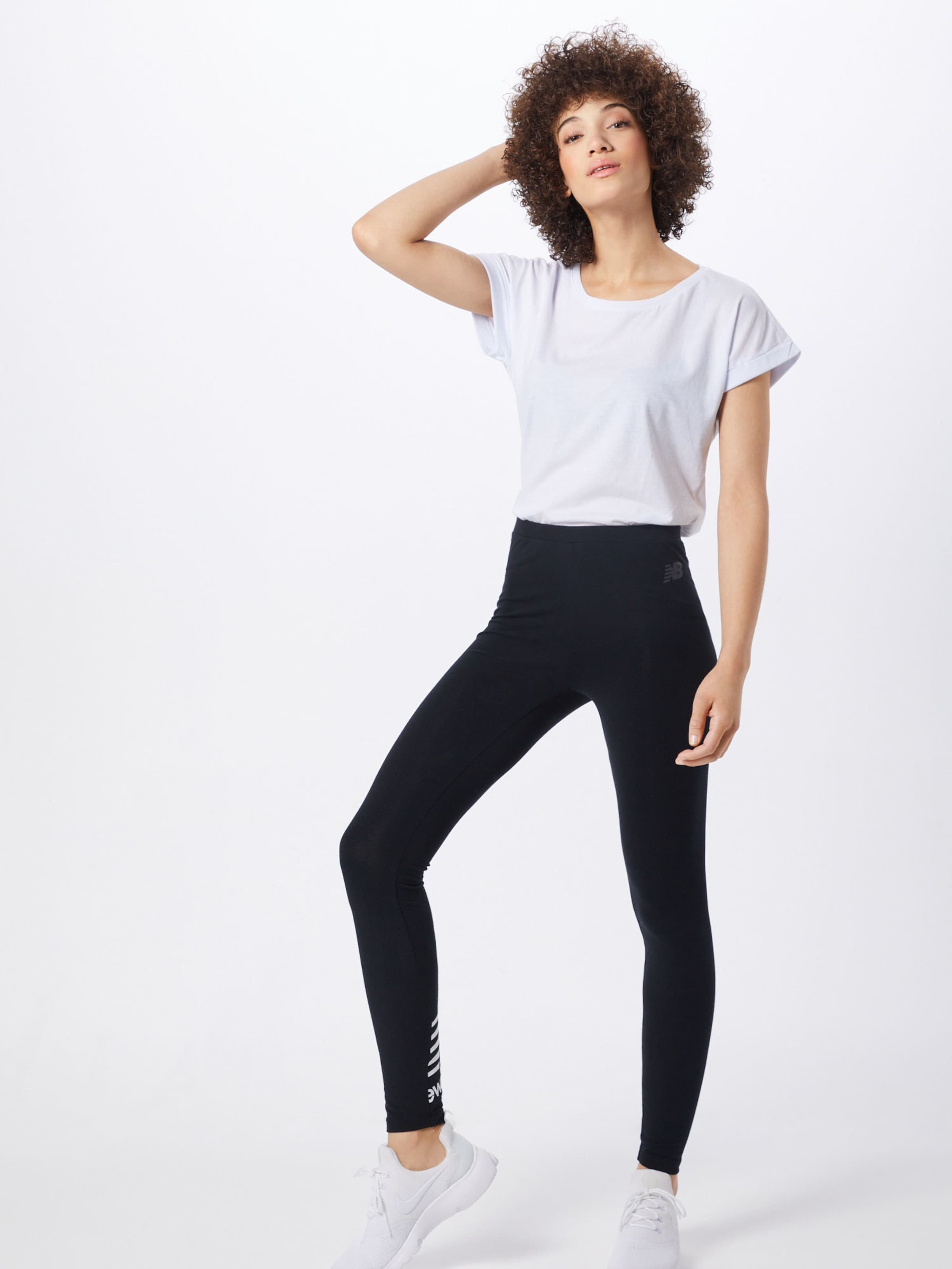 Balance New Leggings 'essentials' Noir En 1TlKJ3Fc