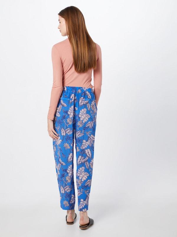 Pantalon Mos En À 'elke Mosh Bleu Pant' ClairRosé Pince Vita 0Z8nPkONXw