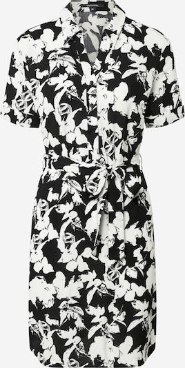 COMMA Šaty - černá / bílá, Produkt