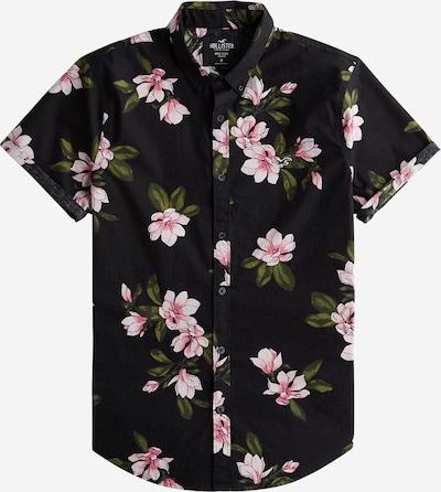 HOLLISTER Overhemd in de kleur Zwart, Productweergave
