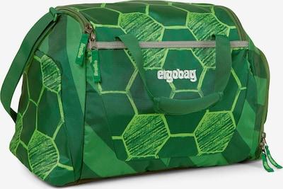 ergobag Tasche in grün / limette / grasgrün, Produktansicht