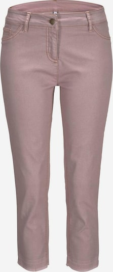 LASCANA Jeggings in mauve: Frontalansicht
