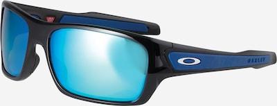 OAKLEY Sportzonnebril 'Turbine' in de kleur Blauw / Zwart, Productweergave