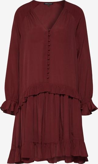 Farina Opoku Kleid 'Priya' in rostrot / weinrot, Produktansicht