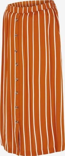 MAMALICIOUS Jupe en marron, Vue avec produit
