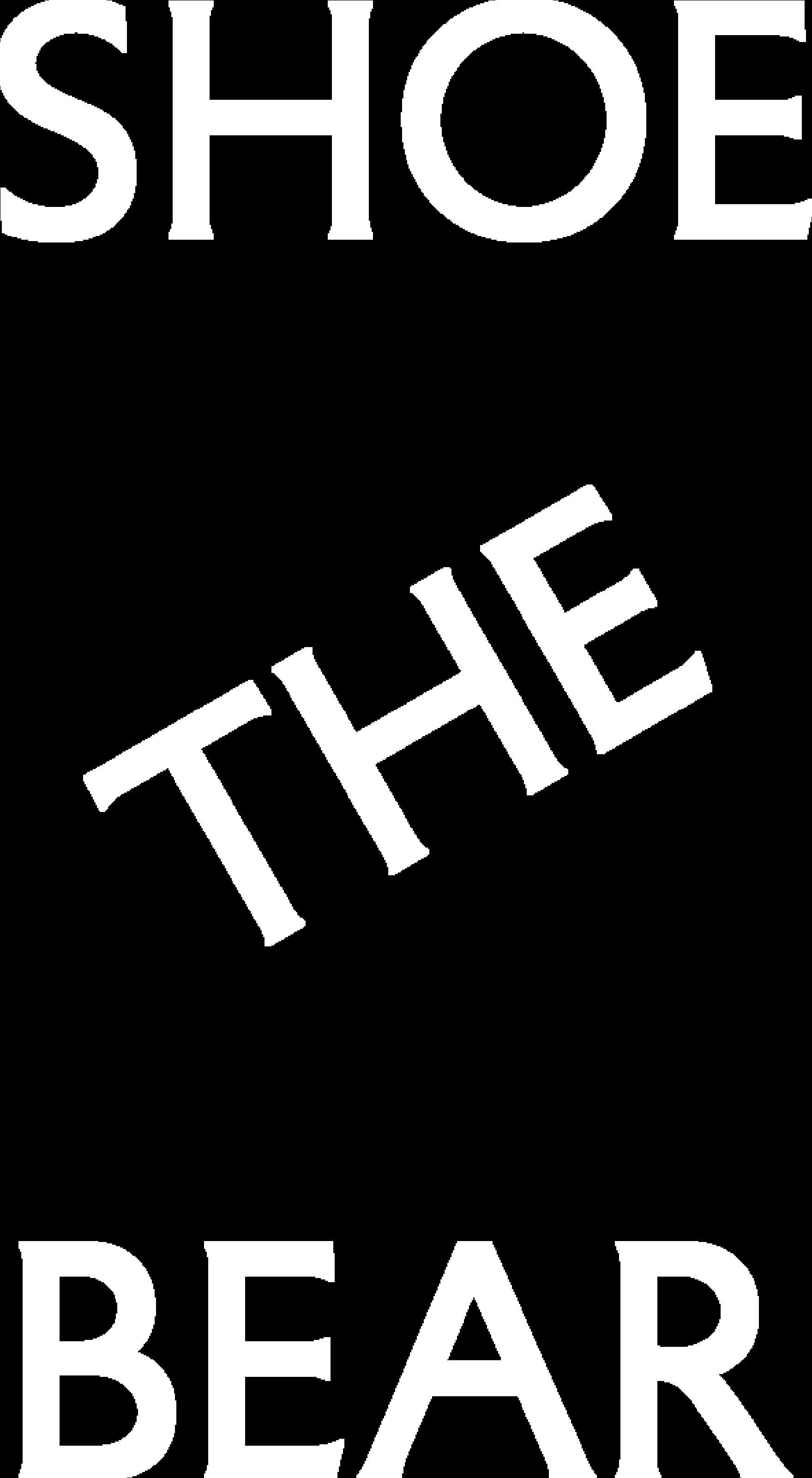 Shoe The Bear Logo