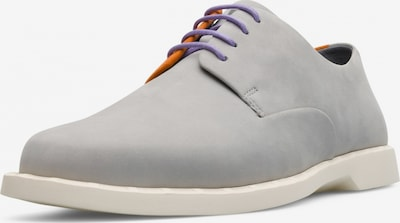 CAMPER Lace-Up Shoes ' Twins ' in Purple / Orange, Item view