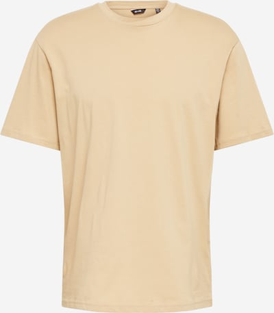 Only & Sons T-Shirt 'BOGOR' in beige, Produktansicht