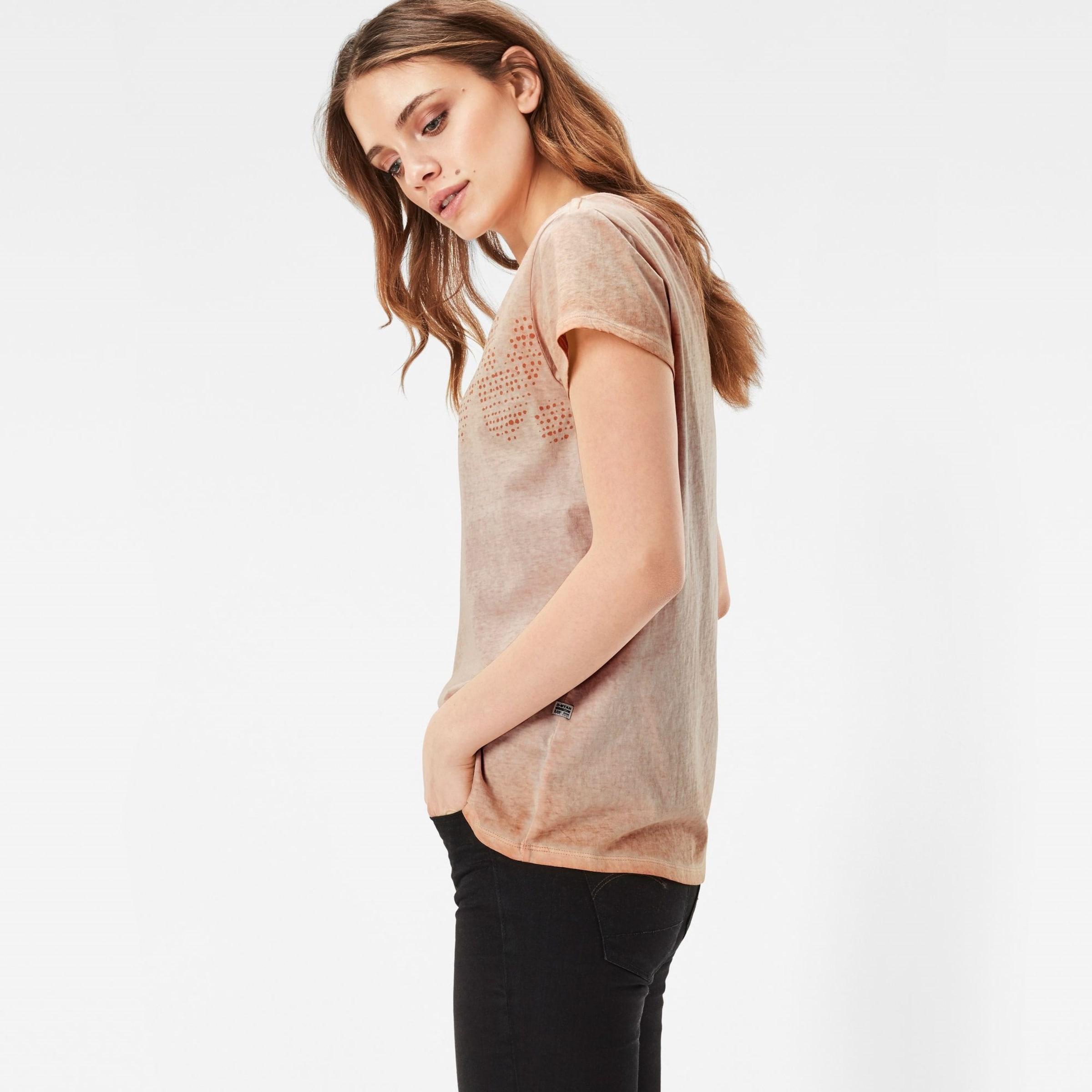 G-STAR RAW Printshirt 'Fotis' Factory-Outlet-Verkauf Breite Palette Von Online Insbesondere Rabatt  Verkauf Breite Palette Von V0XiY