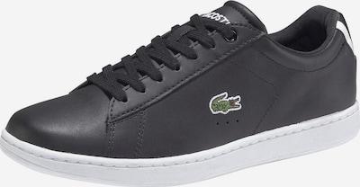 LACOSTE Sneaker 'Carnaby Evo' in schwarz / weiß, Produktansicht