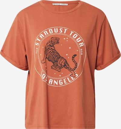 CATWALK JUNKIE T-shirt 'Dawn' en rouge rouille: Vue de face