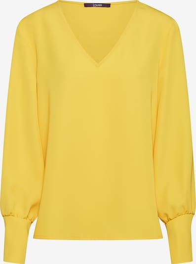LAUREL Bluse '52029' in gelb, Produktansicht
