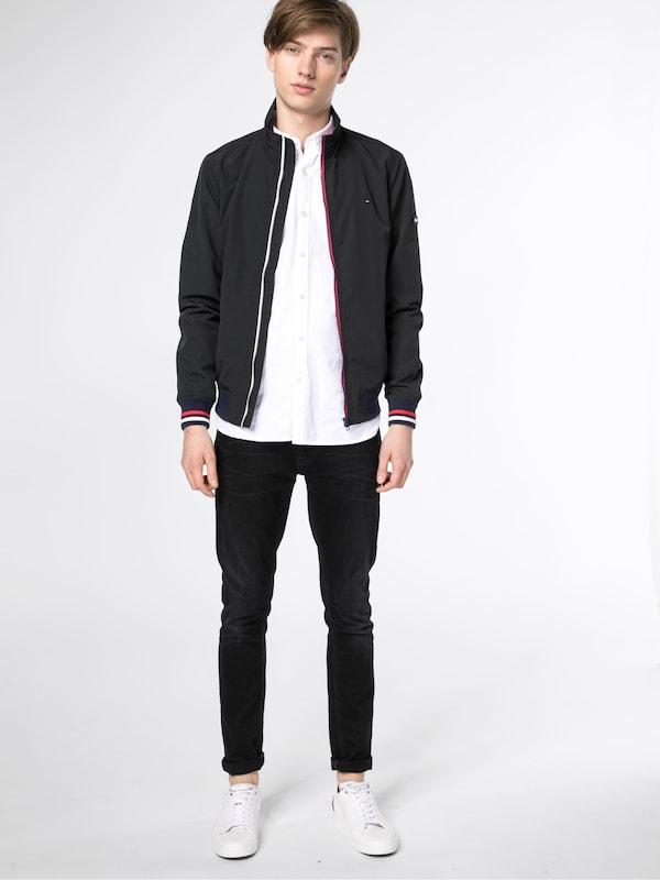 Tommy Jeans Jacke mit Stehkragen