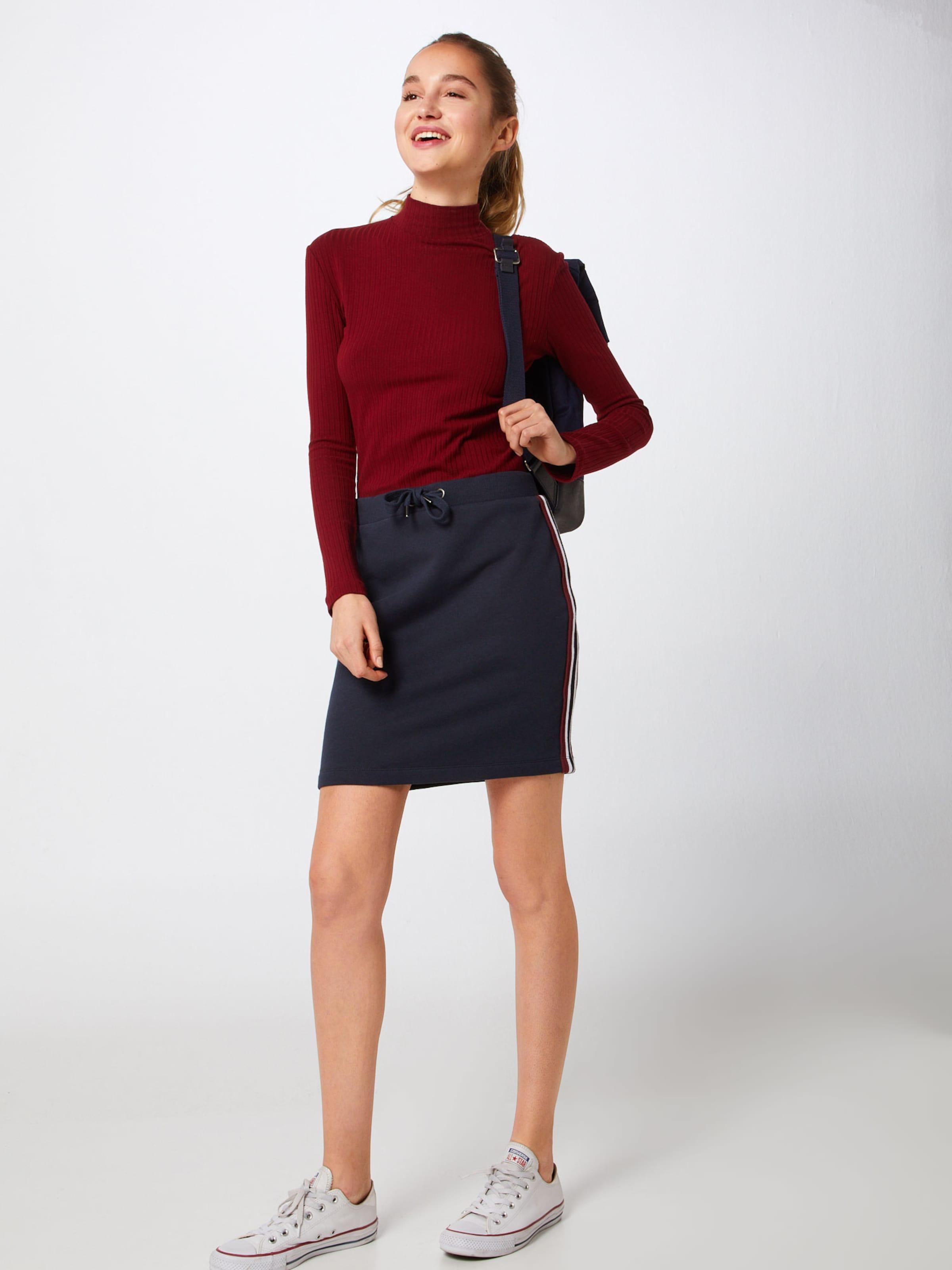 'skirt Skirts NavyMischfarben Knitted' In Esprit Edc By Rock wXkuZOPiT