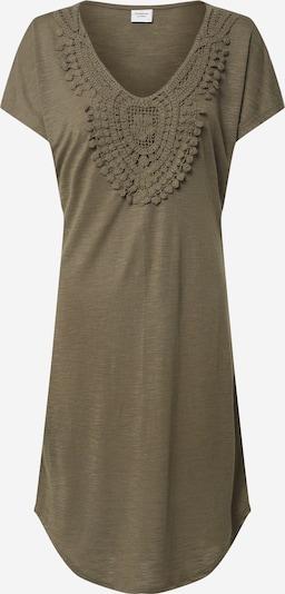 JACQUELINE de YONG Kleid 'DODO' in oliv, Produktansicht