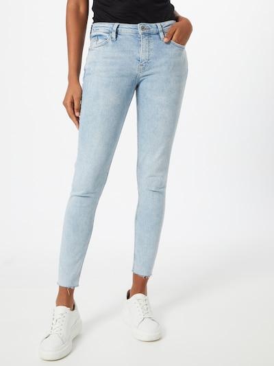 EDC BY ESPRIT Jeans in hellblau: Frontalansicht