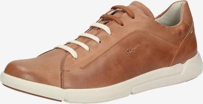 SIOUX Sneaker 'Runol' in braun: Frontalansicht