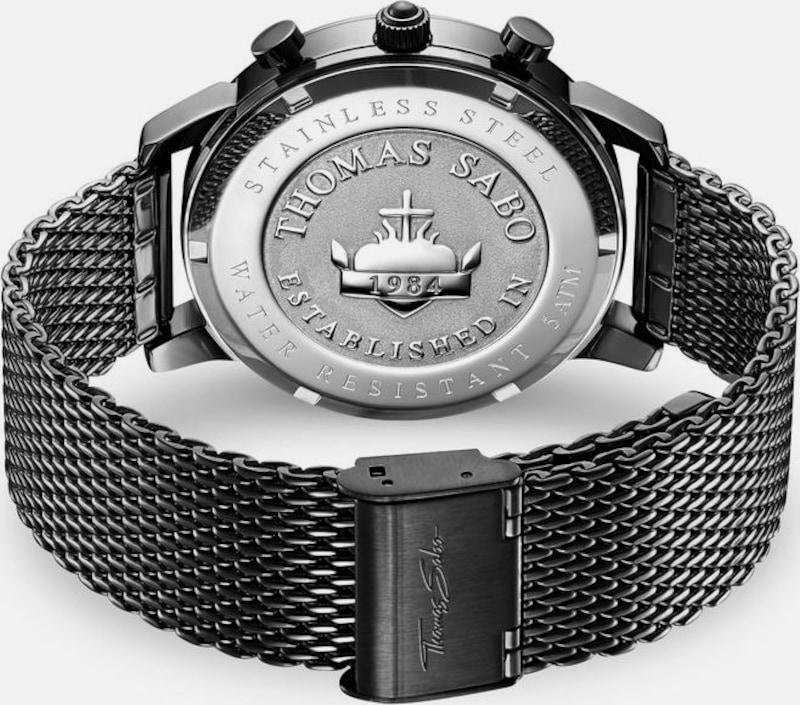Thomas Sabo Chronograph 'WA0291-287-203-42 mm'