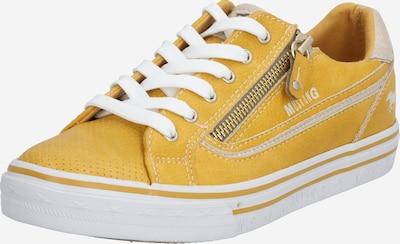 MUSTANG Tenisky - žlutá, Produkt