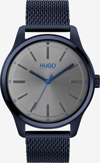 HUGO Uhr Analog Quarz in blau, Produktansicht