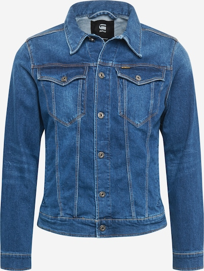 G-Star RAW Jacke in blue denim, Produktansicht