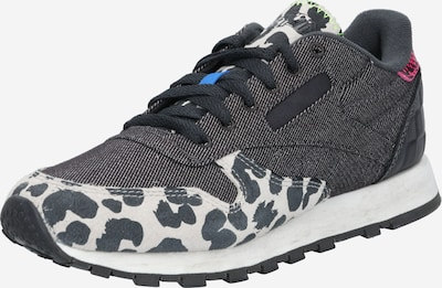 Sneaker bassa 'CL LEATHER MU' Reebok Classic di colore grigio basalto, Visualizzazione prodotti
