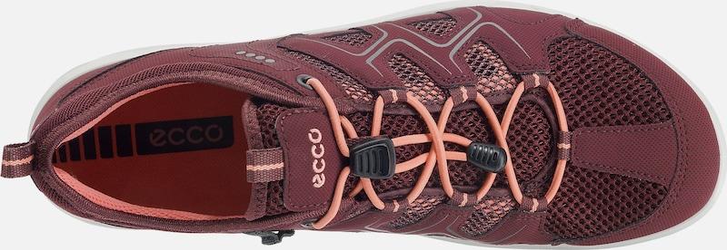 ECCO Sneakers 'Biom Fjuel Navy Yabuck Yak' bordeaux Ecco