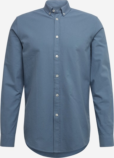 Samsoe Samsoe Hemd 'Liam BX shirt 11389' in rauchblau, Produktansicht