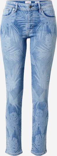 s.Oliver Pantalon 'Betsy' en bleu denim, Vue avec produit