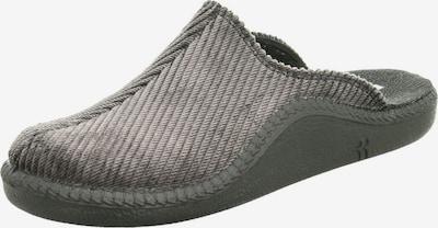 ROMIKA Huisschoen in de kleur Rookgrijs, Productweergave