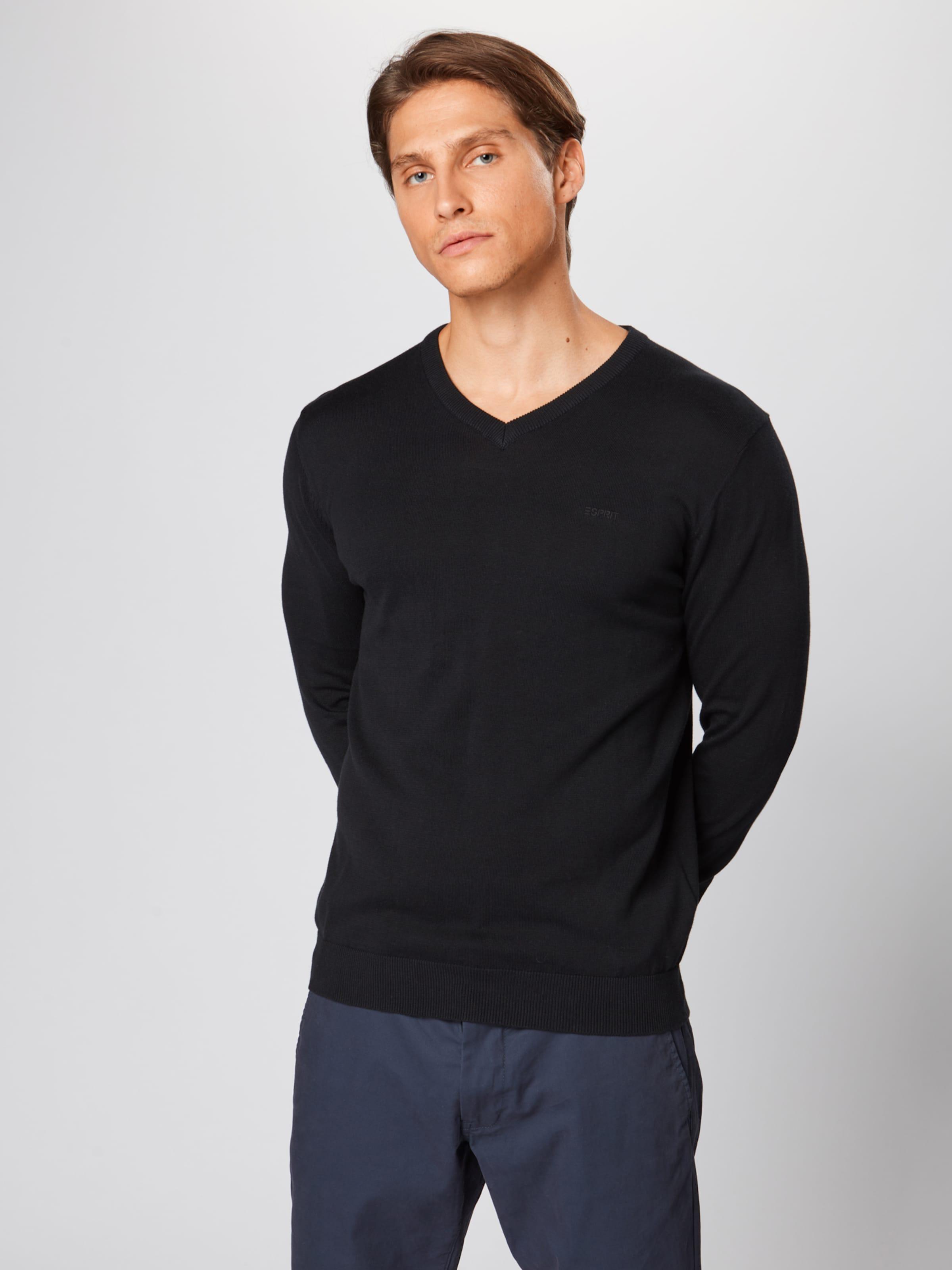 Esprit Co nk' In Pullover 'ocs V Schwarz tsQdhrCx