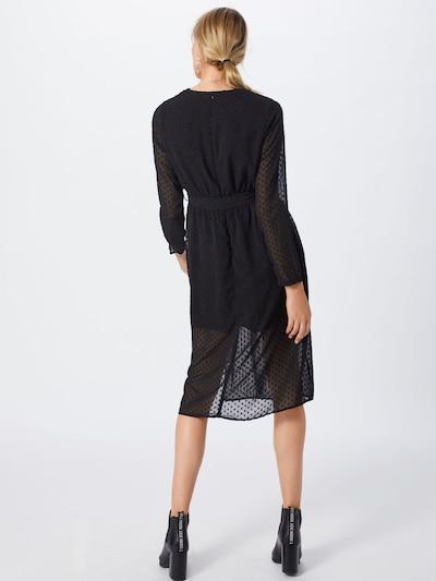 GLAMOROUS Kleid 'LADIES DRESS' in schwarz: Rückansicht