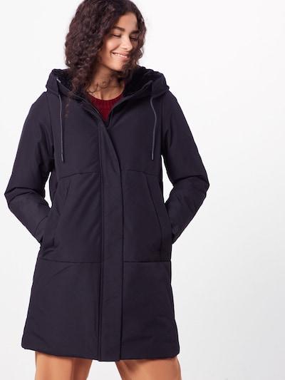 elvine Parka 'Tiril' in schwarz, Modelansicht