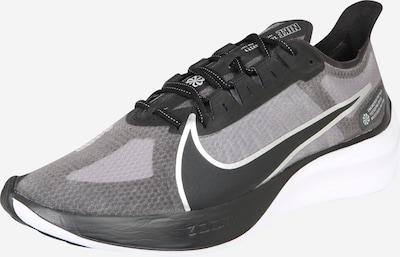 NIKE Buty do biegania 'Zoom Gravity' w kolorze szary / czarny / srebrny / białym, Podgląd produktu