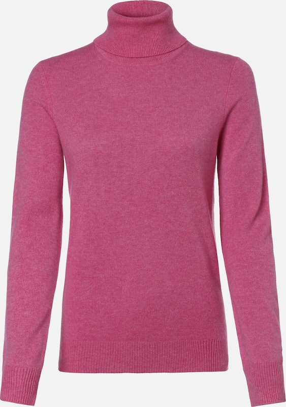 Franco Callegari Pullover in pink: Frontalansicht