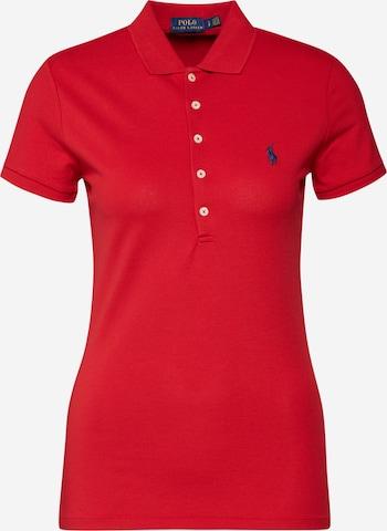 Polo Ralph Lauren Shirt 'JULIE' in Red