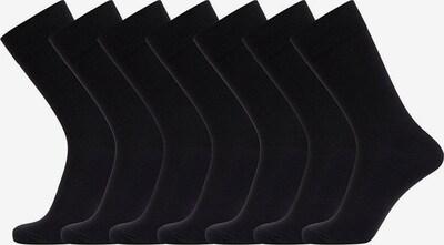 jbs Socken 'Bamboo' in schwarz, Produktansicht