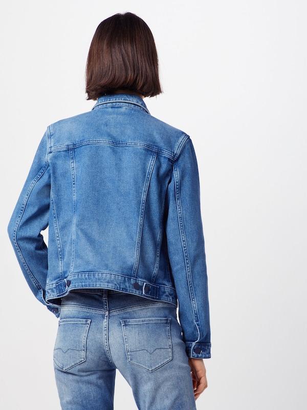 BOSS Jacke 'J90 GHENT' in Blau denim  Große Große Große Preissenkung 8472ce