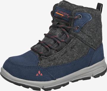 VAUDE Snow Boots 'Kiruna' in Blue