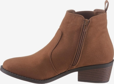 CITY WALK Chelseaboots in camel, Produktansicht