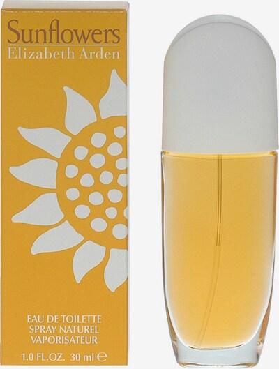 Elizabeth Arden 'Sunflowers', Eau de Toilette in dunkelgelb / weiß, Produktansicht