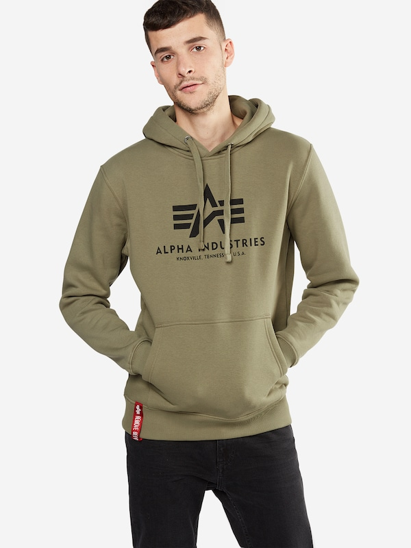 ALPHA INDUSTRIES Hoody 'Basic Hoody'